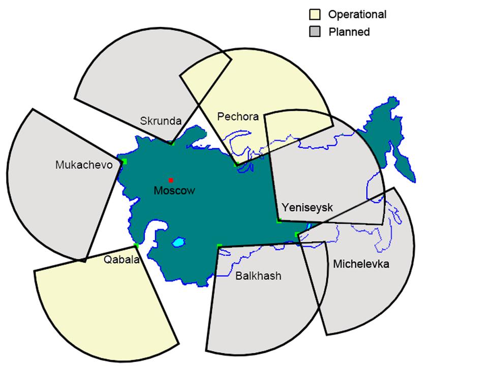 Daryal radars planned