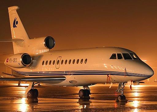 Dassault Falcon 900EX AN0984002