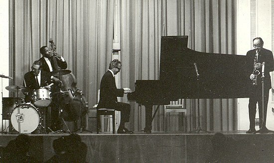 The Dave Brubeck Quartet en 1967