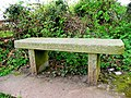 David's bench - geograph.org.uk - 1268558.jpg