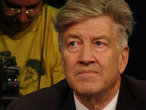 David Lynch durante palestra em São Paulo 02