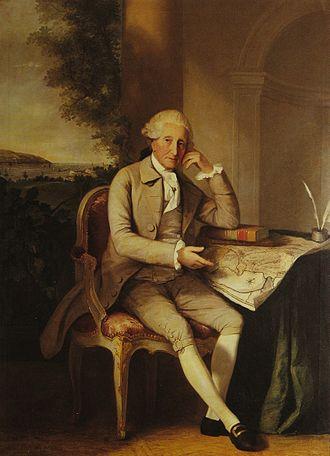 Thomas Hickey (painter) - Image: David de Pury by Thomas Hickey
