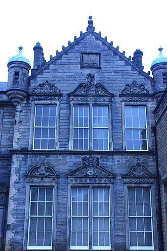 John Chesser (architect) - Davie Street School Edinburgh