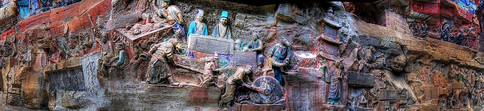 Dazu Shike Rock Carvings Chongqing People%27s Republic of China David McBride Photography-0362 01