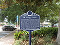 DeSoto Trail Historical Marker, Bainbridge.JPG