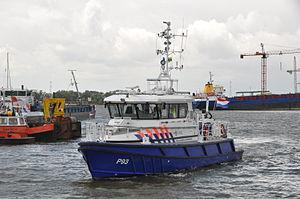 De P93 in haven van Hardinxveld (03).JPG
