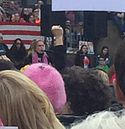 Debbie Dingell Ann Arbor Women's March IMG 6788.jpg