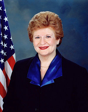 United States Senate election in Michigan, 2006 - Image: Debbie Stabenow official photo