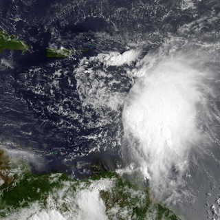 Atlantic tropical storm in 1994