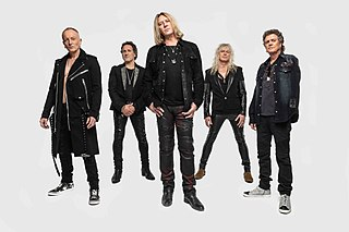 Def Leppard British rock band