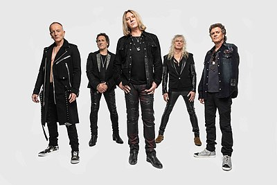 Picture of a band or musician: Def Leppard
