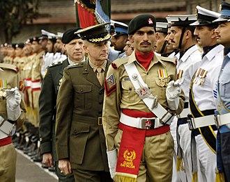 Joint Staff Headquarters (Pakistan) - Image: Defense.gov News Photo 060320 F 0193C 004