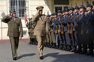 Franciszek Gągor - Image: Defense.gov photo essay 090629 N 0628 107