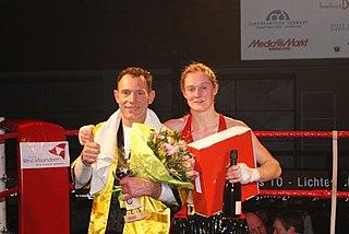 Delfine Persoon Belgian boxer