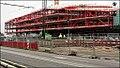 Delft - Station in aanbouw - 01.jpg