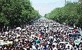 Demonstration of Hazara people in Kabul in July-2016.jpg
