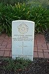 Deniliquin War Cemetery Headstone - Green.JPG