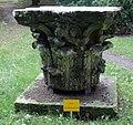 Denkmal Joseph Brix–Felix Genzmer–Park (Frohn) korinthische Kapitell.jpg