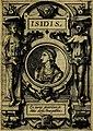 Deorvm dearvmqve capita, ex antiquis numismatibus Abrahami Ortelii collecta et historica narratione illustrata a Francisco Sweertio (1602) (14767944593).jpg