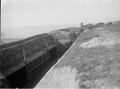 Der Schützengraben mit Blick auf den See - CH-BAR - 3241789.tif