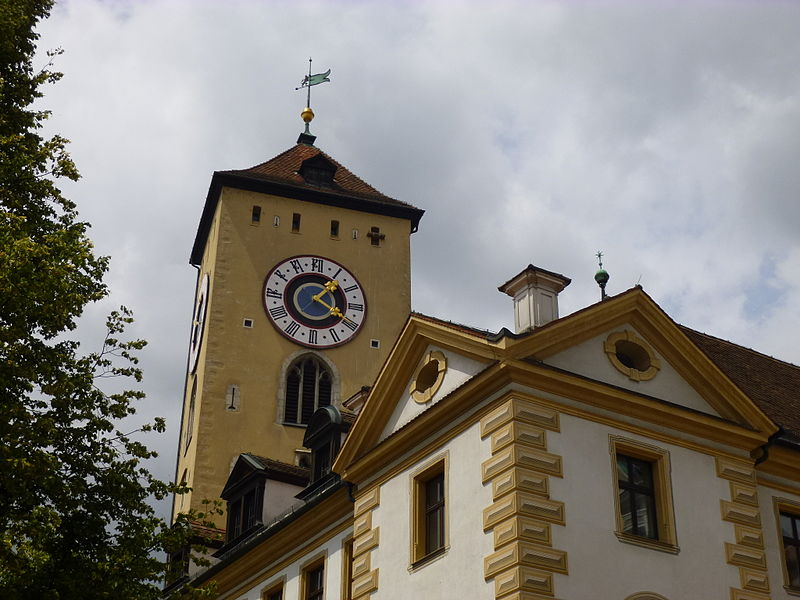 File:Der alte Rathaus-Turm, Regensburg.JPG