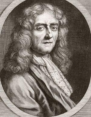 Jean Desmarets - Jean Desmarets de Saint-Sorlin.