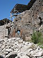 Deva Citadel 2011 - Wall in Restoration-3.jpg