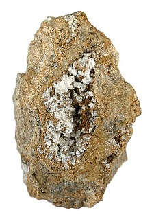 Dickite phyllosilicate mineral