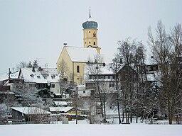 Kirche St. Bartholomäus in Diedorf