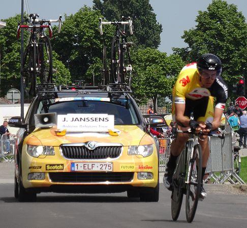 Diksmuide - Ronde van België, etappe 3, individuele tijdrit, 30 mei 2014 (B014).JPG
