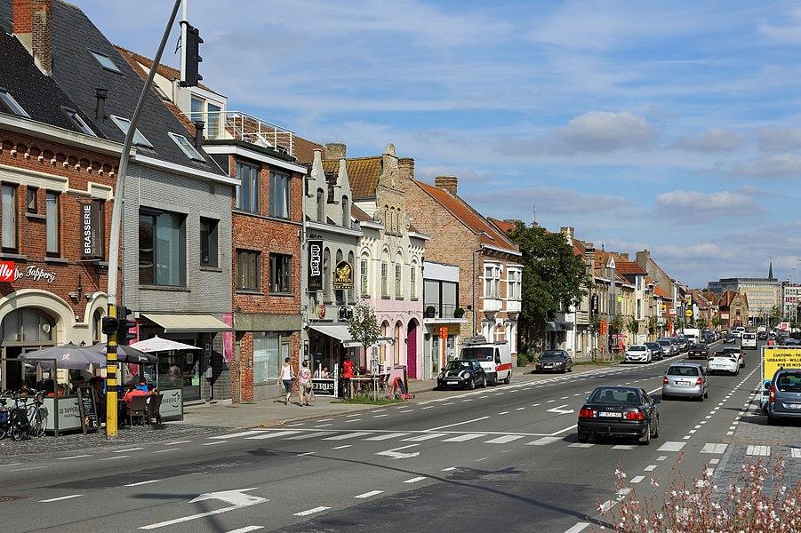 Diksmuide (Belgium): IJzerlaan