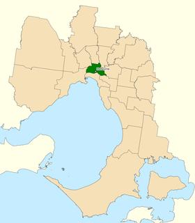 Division of Melbourne Australian federal electoral division
