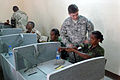 Djibouti U.S. Army Africa Soldiers offer first responder course 090806 (3819692053).jpg