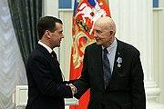 Dmitry Medvedev 12 April 2011-16