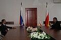 Dmitry Medvedev in South Ossetia cominf-11.JPG