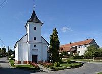 Dobrá Voda (okres Žďár nad Sázavou) - kaple sv Cyrila a Metoděje obr02.jpg