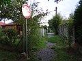 Dolní Mokropsy, cesta k Jasmínové ulici, od pobřeží.jpg