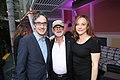Don McKellar, Norman Jewison and Semi Chellas at the 2014 CFC in L.A. event. (48198922076).jpg