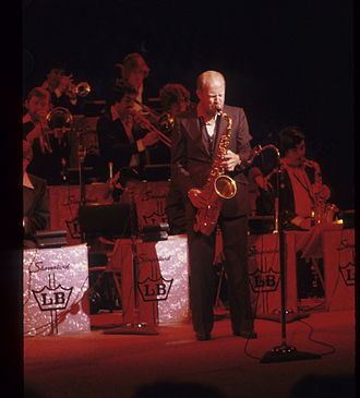 1979 in jazz - Don Menza with the Louie Bellson Orchestra at the 1979 Concord Jazz Festival