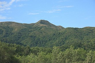 Firebase Fuller - Image: Dong Ha Mountain