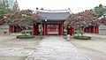 Dongmyo Shrine Inner Gate - Seoul, South Korea 13-03122.JPG
