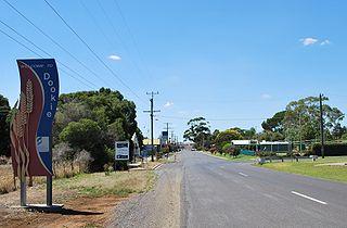Dookie, Victoria Town in Victoria, Australia