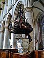 Dordrecht Grote Kerk Onze Lieve Vrouwe Innen Kanzel 3.jpg
