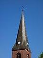 Dorfkirche Finow 2018 Turmhaube.jpg