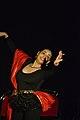 Dorothy Bhattacharya Dancing With Rabindra Sangeet - Sriniketan - Birbhum - 2017-10-21 5129.JPG