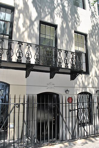 Dorothy Thompson - Dorothy Thompson House, New York City, NY