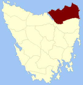 Dorset land district Tasmania.PNG