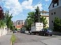 Doudova, od ulice Nad spádem k Lopatecké.jpg