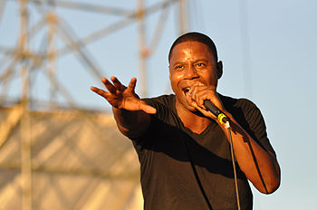 Doug E. Fresh at the Williamsburg Waterfront, ...