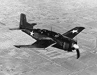 Douglas XSB2D Destroyer in flight.jpg